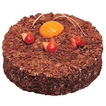 巧克力蛋糕/巧克力木司