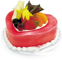 鲜奶蛋糕/心有独钟