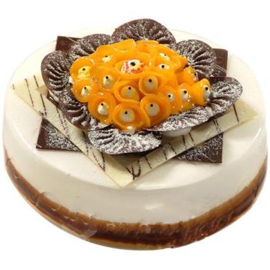 巧克力蛋糕/风香荷叶
