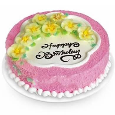 �r奶蛋糕/迎春花�_