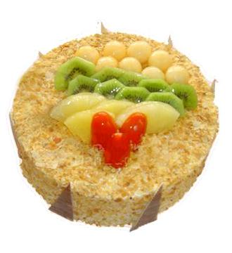 水果蛋糕/幸福今生