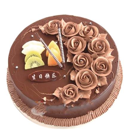 巧克力蛋糕/一生的爱