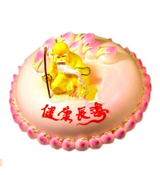 祝寿蛋糕/万寿无疆
