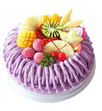 鲜奶蛋糕/花样年华
