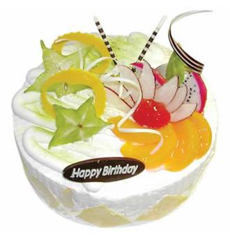 水果蛋糕/清凉一夏