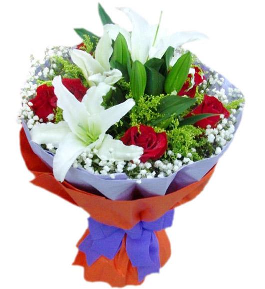 9朵红玫瑰/爱的火花