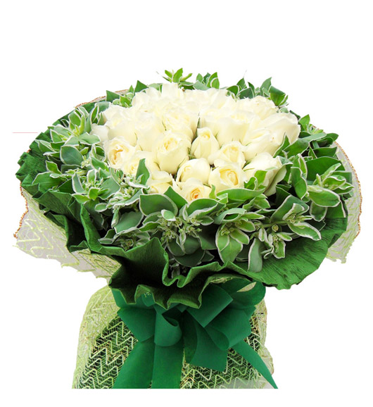 22朵白玫瑰/你是我的天堂