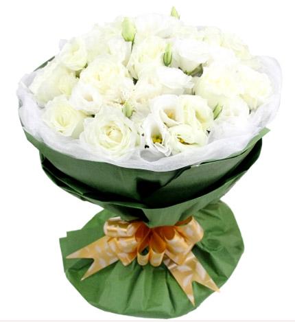 33朵白玫瑰/完美���