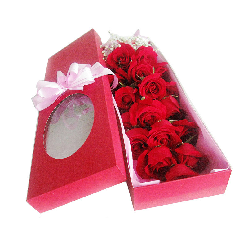 19朵红玫瑰/无限的眷恋