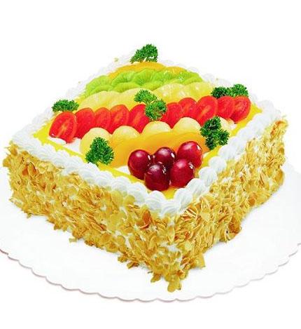 米旗蛋糕/果粹倾城