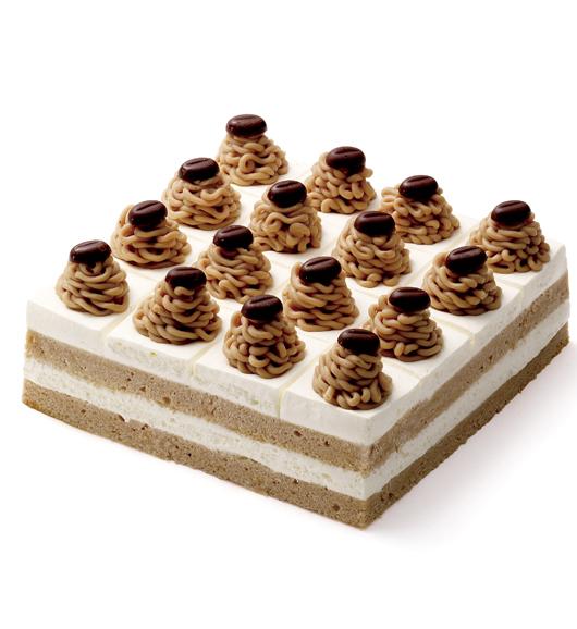 21客蛋糕/栗蓉暗香