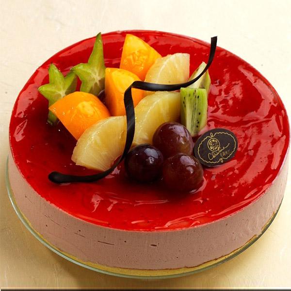 克里斯汀蛋糕/招牌草莓慕斯