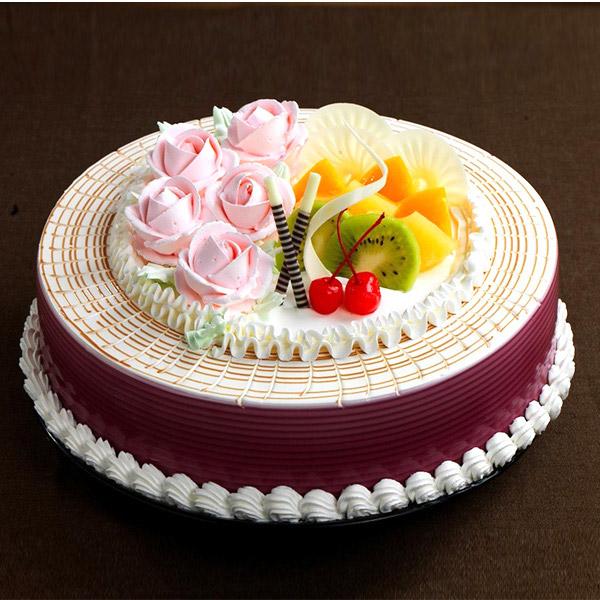 克莉斯汀蛋糕/田园风光(10寸)