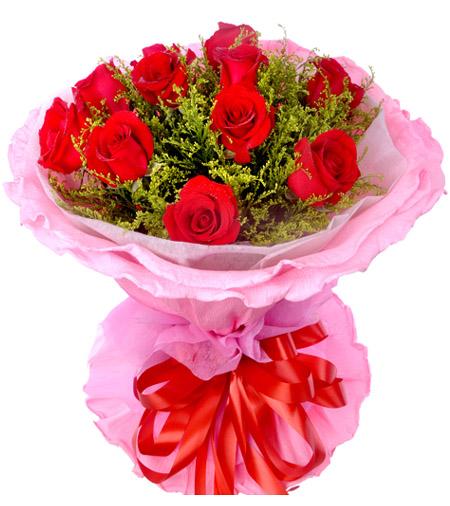 9朵红玫瑰/海枯石烂