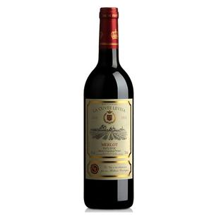 法国进口红酒 维莎梅洛干红葡萄酒 750ml