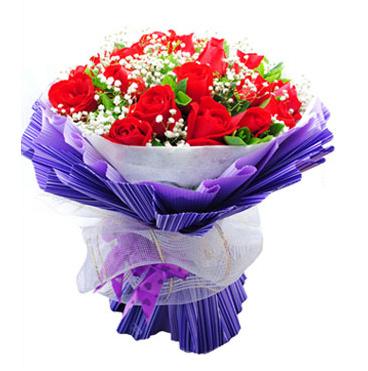 19朵红玫瑰/爱在身边