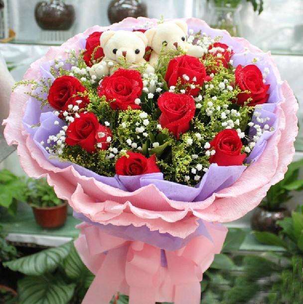 一生一世/11支红玫瑰