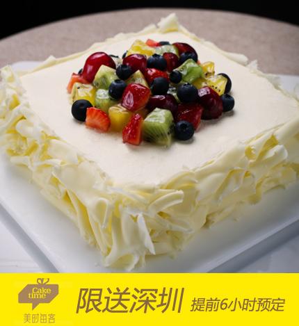 美时每客蛋糕/甜心果语