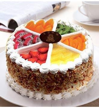水果蛋糕/缤纷果园