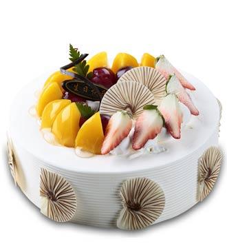 水果蛋糕/水果伊甸