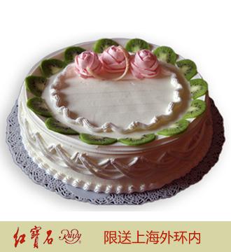 红宝石鲜奶蛋糕12(8寸)