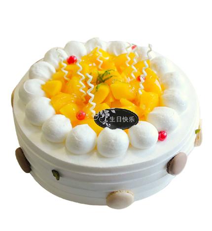 水果蛋糕/白色恋人
