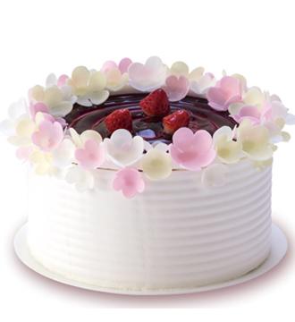 四川好利来蛋糕/玫瑰爱丽斯(6寸)