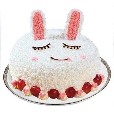 儿童蛋糕/可爱小兔