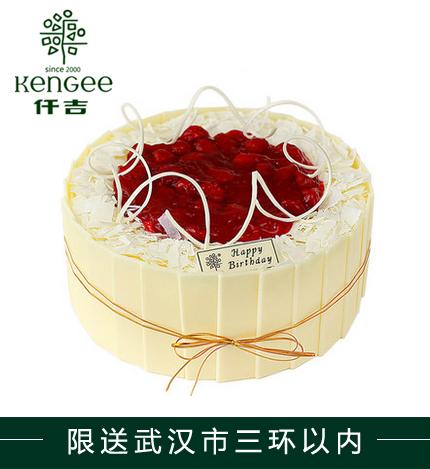 仟吉蛋糕/樱桃诱惑(6寸)