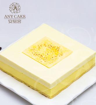 安易客蛋糕/海盐乳酪慕斯