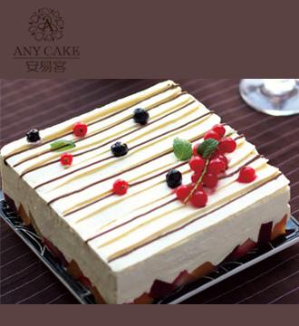 安易客蛋糕/丝绸之路