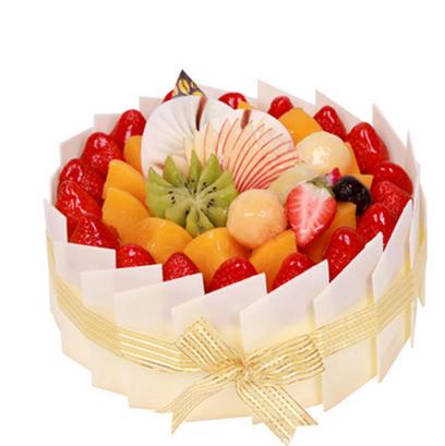 广州雪贝尔蛋糕/七彩果园 (提前24小时下单)