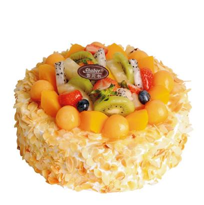 �V州雪���蛋糕/�馇槠�片 (提前24小�r下��)