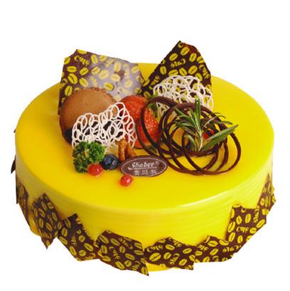 �V州雪���蛋糕/�光100 (提前24小�r下��)
