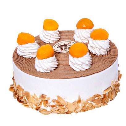 广州雪贝尔蛋糕/栗香蛋糕  (提前24小时下单)