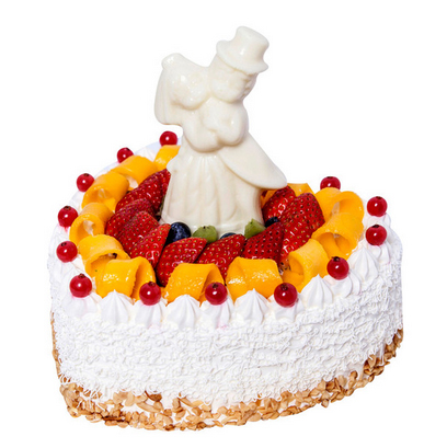 广州雪贝尔蛋糕/俏佳人  (提前24小时下单)