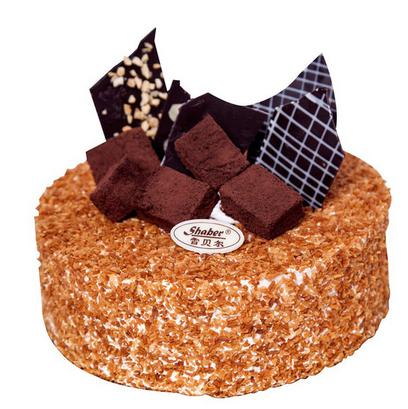 广州雪贝尔蛋糕/特洛伊(提前24小时下单)