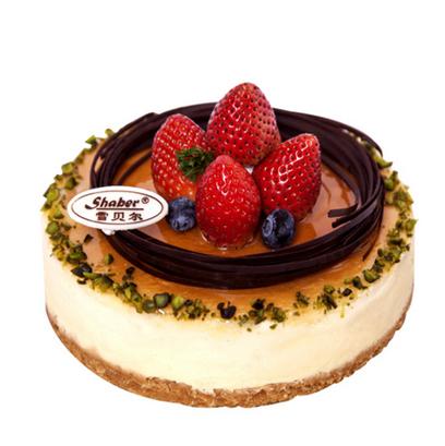 广州雪贝尔蛋糕/纽约芝士(提前24小时下单)