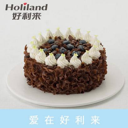 好利来蛋糕/黑森林(限送北京五环内)