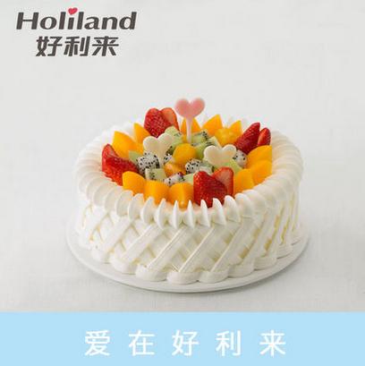 好利来蛋糕/花漾甜心(限送北京五环内)