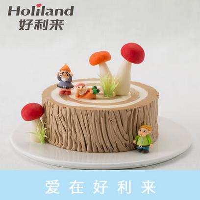 好利来蛋糕/欢乐童年(限送北京五环内)