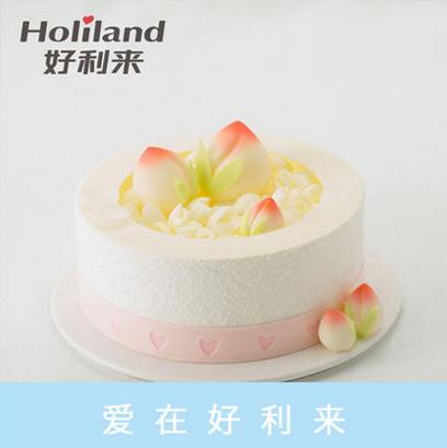 好利来蛋糕/仙桃寿礼(限送北京五环内)