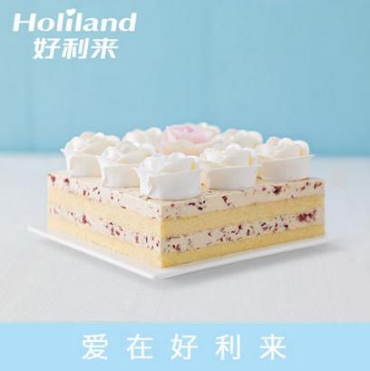 好利来蛋糕/玫瑰物语(限送北京五环内)