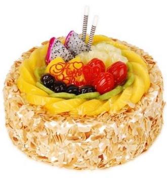 水果蛋糕/情比金��