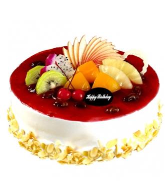 水果蛋糕/楚楚�尤�