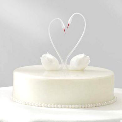 黑天鹅蛋糕圣洁树莓玫瑰荔枝巧克力(6寸)