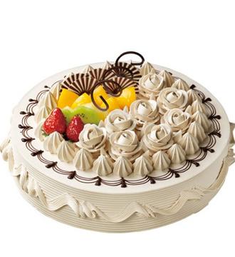 克莉斯汀蛋糕/撒哈拉风情(10寸)