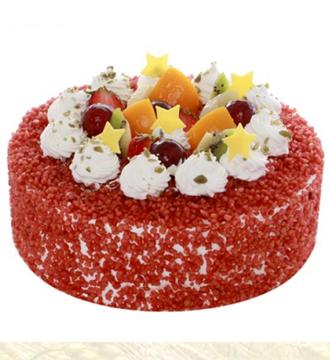 水果蛋糕/仲夏夜之梦(6寸)