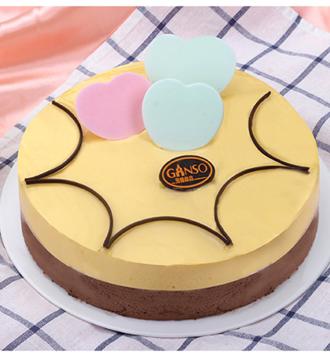 元祖蛋糕/芒果慕思(8寸)