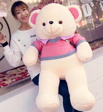 礼品/衬衣熊1.1米